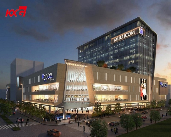 Philippines SM shopping Mall Project