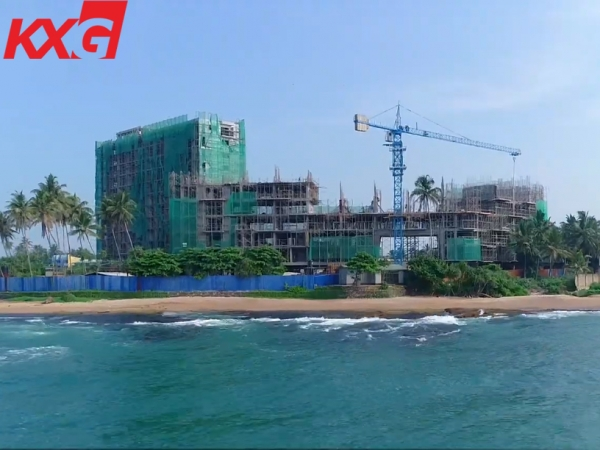 Sri-Lanka OFC Galle project