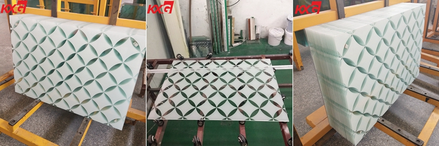 printing toughened glass