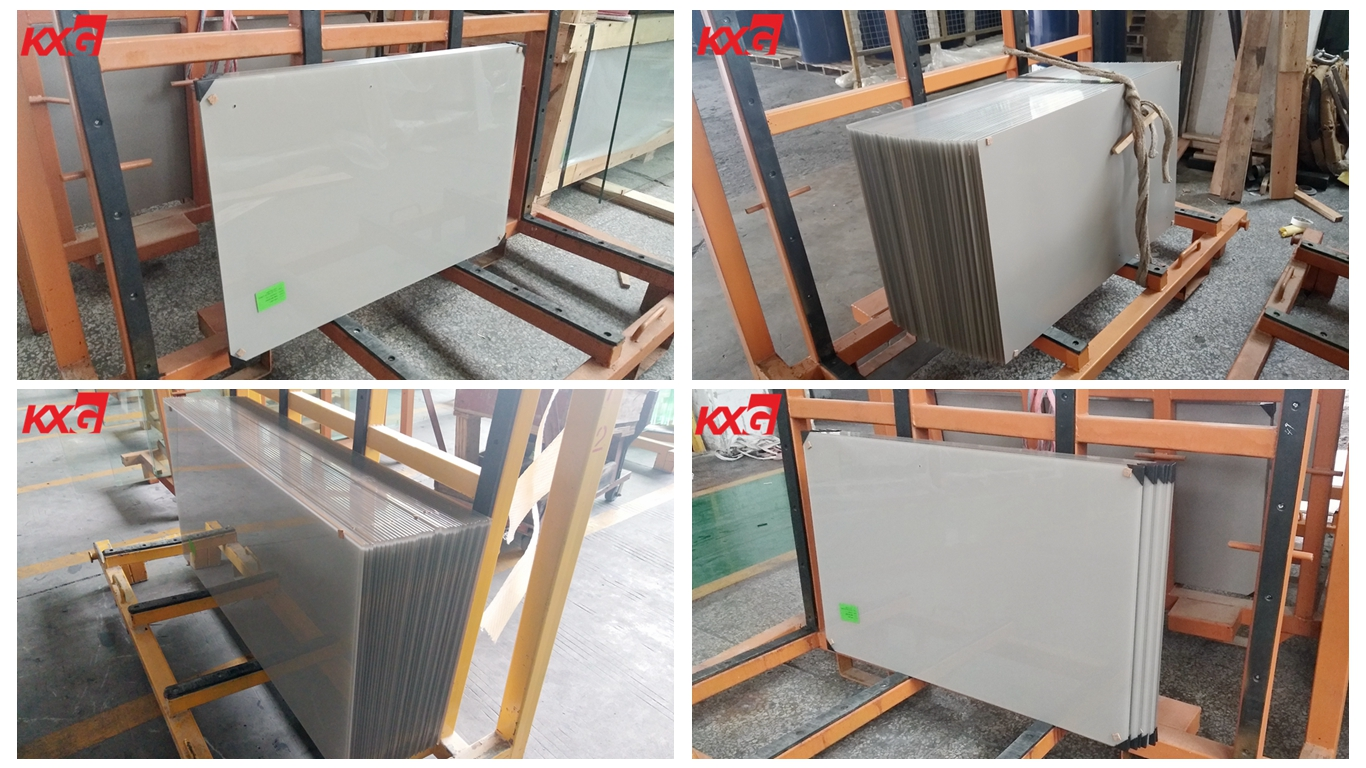 5mm printing splashback tempered glass