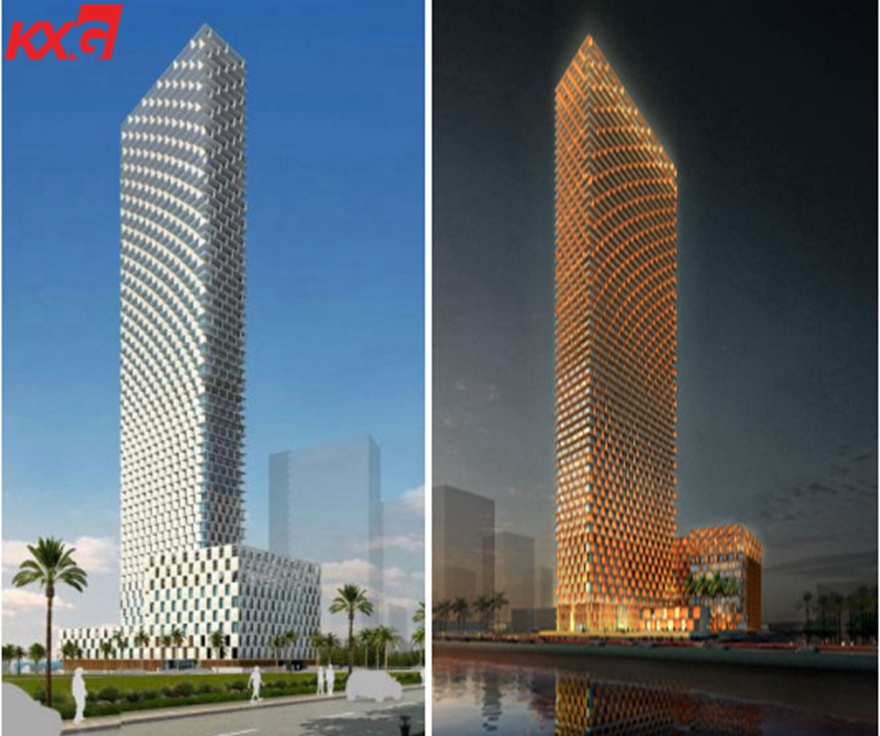 Jeddah Sail Tower Project-KXG