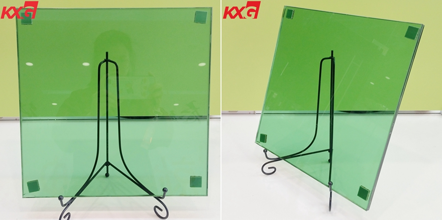 17.52 green PVB film tempered laminated glass2