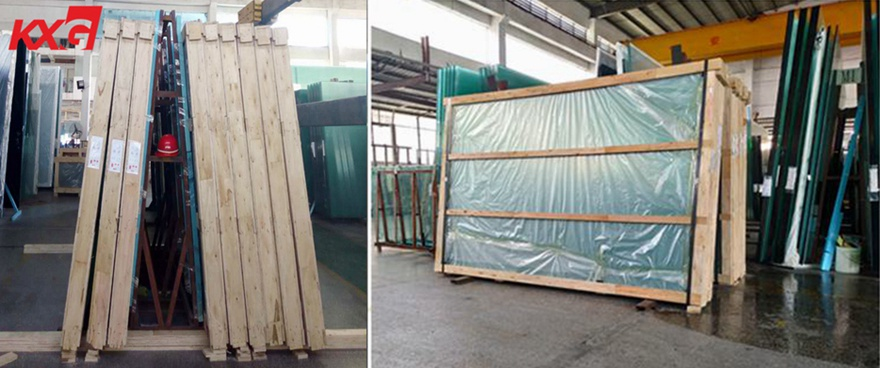 KXG laminated glass