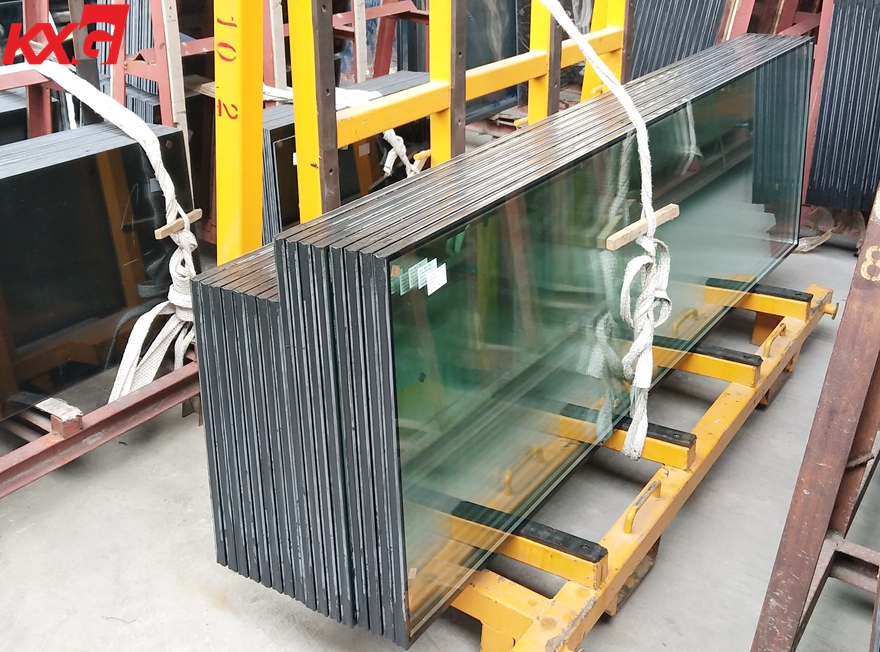 5mm tempered low e insulated glass