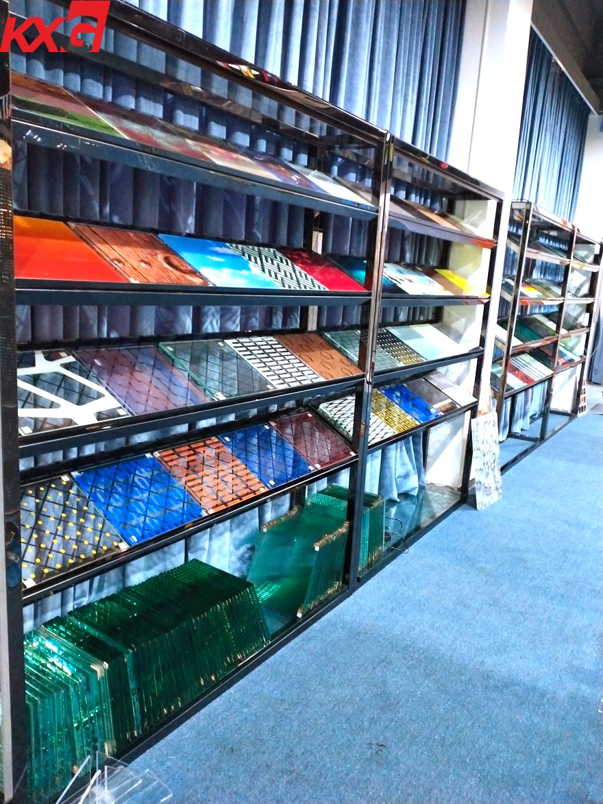 KXG printing glass