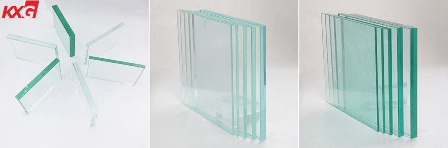 clear or ultra clear tempered glass factory