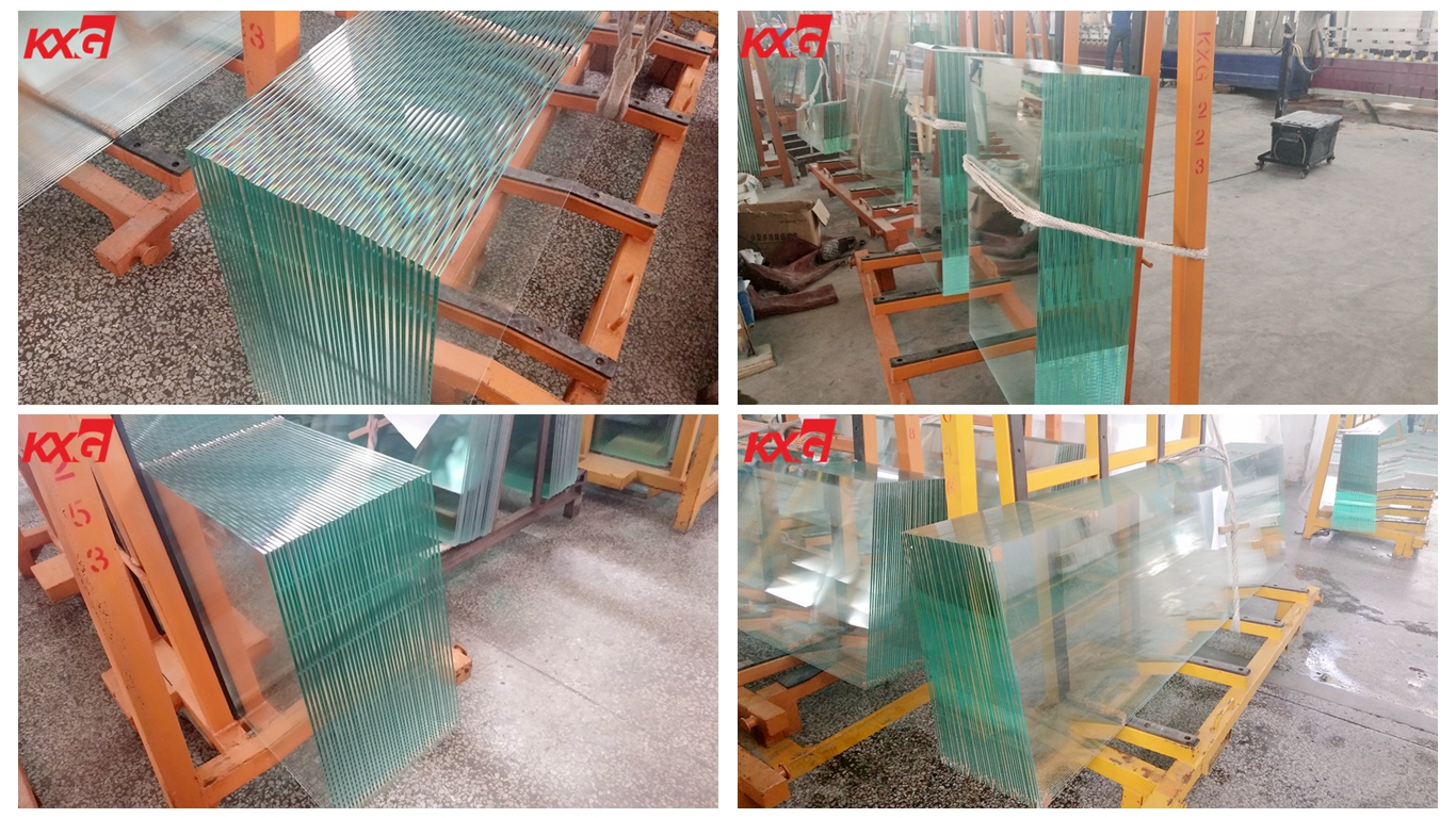 5mm low iron tempered glass