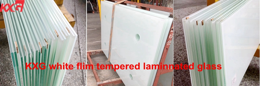 color film laminated glass factory
