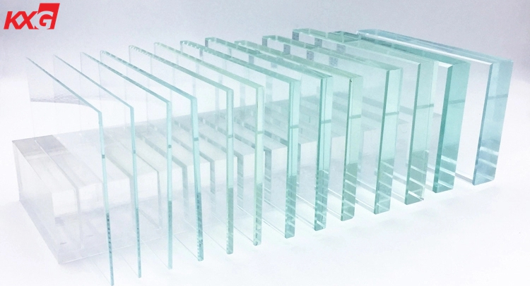 ultra clear safety toughened glass