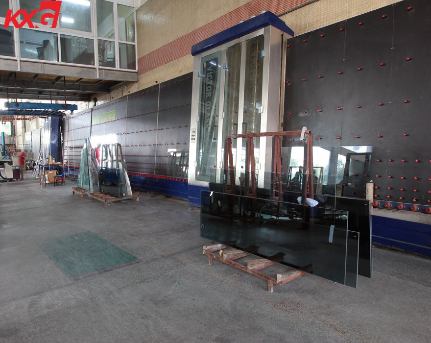Insulated Glass Production Line in KXG