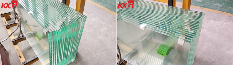 10mm extra clear tempered glass