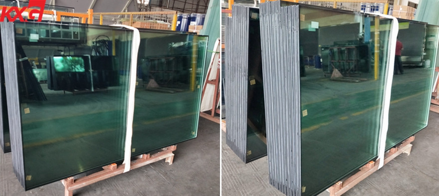 low e insulated glass for curtain wall window