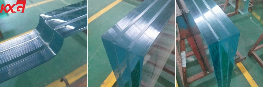 tempered laminated safety glass