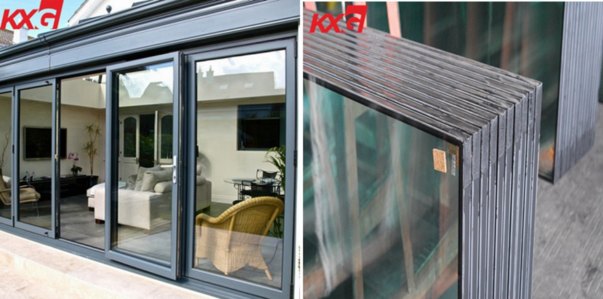 tempered insulated glass doors and windows