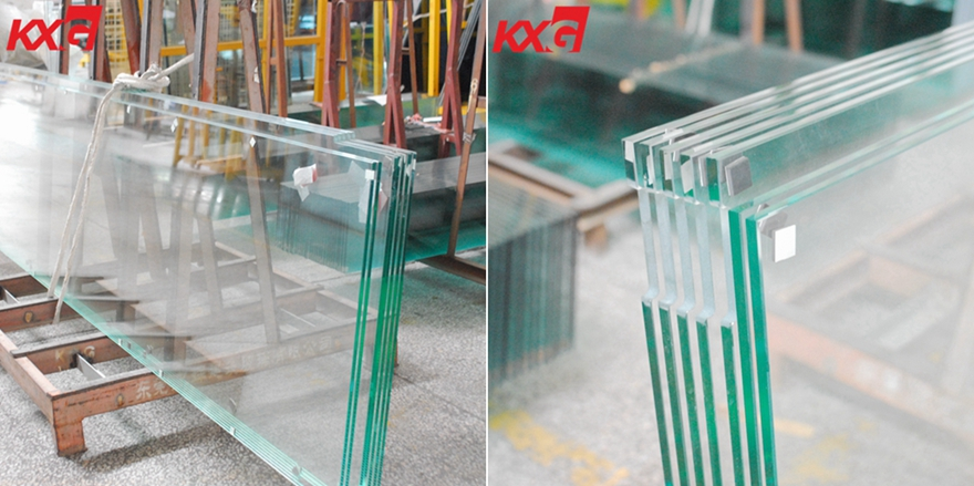 half toughened glass factory
