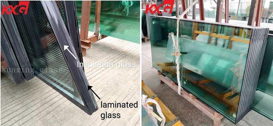 insulated laminated glass