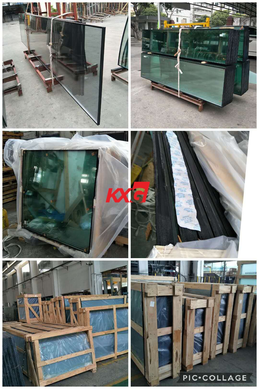 insulated glass packing