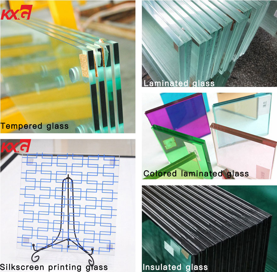 KXG glass product