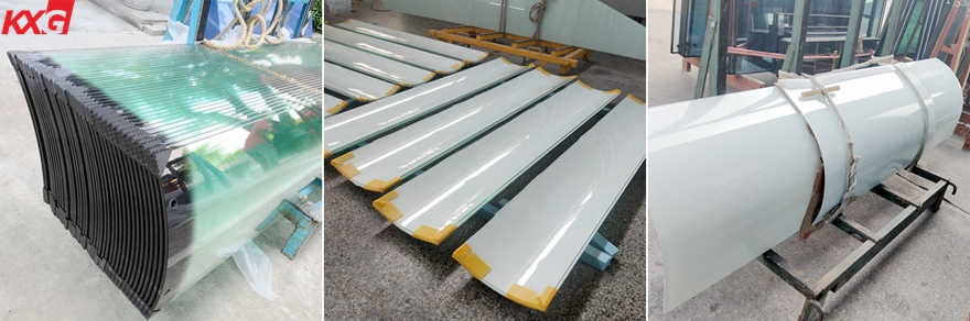 laminated glass railling