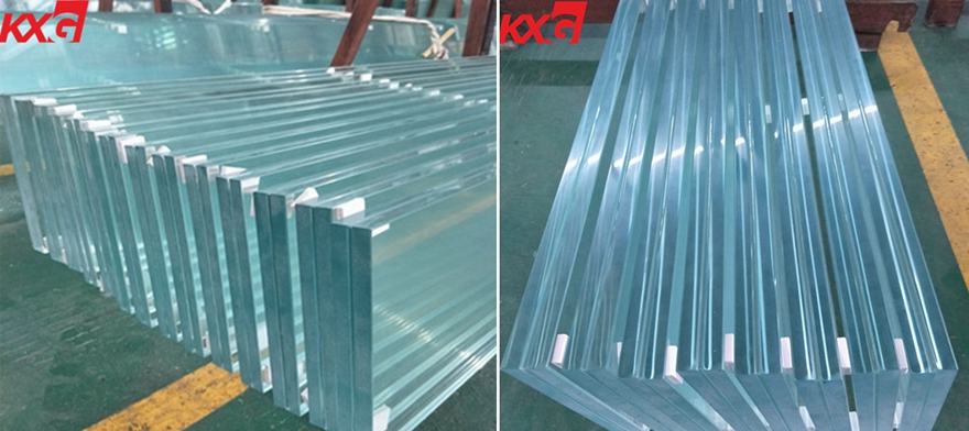 extra clear laminated glass