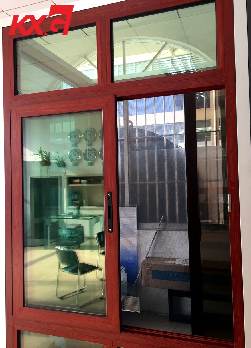 Casement window glass