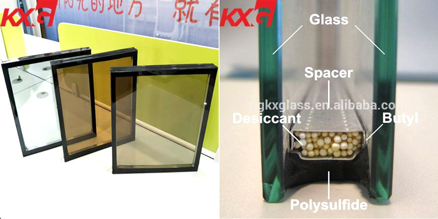 kxg insulated glass