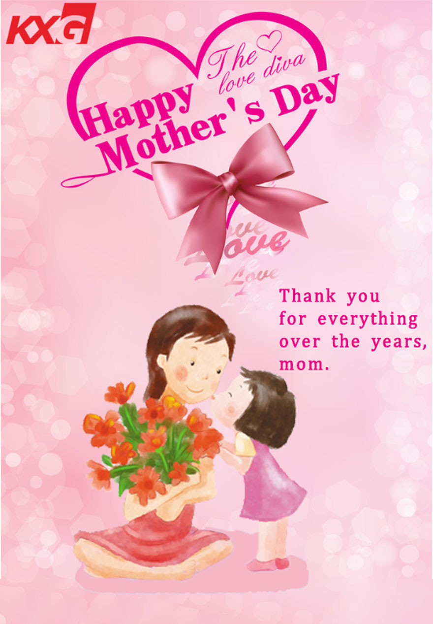 Mother's Day-KXG