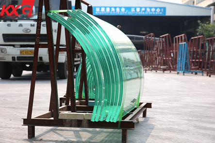 Kunxing curved laminated glass