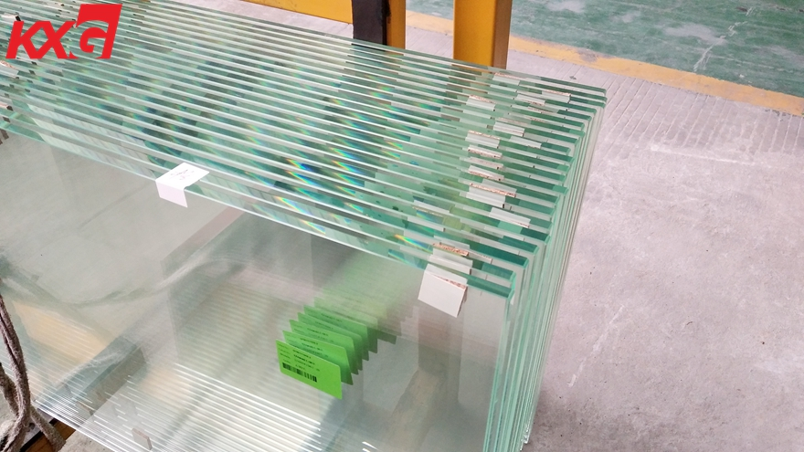 12mm extra clear tempered glass