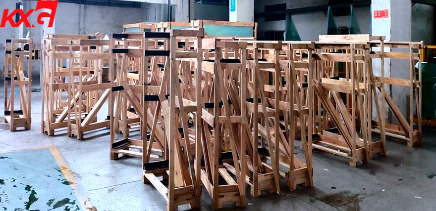 safety plywood crate packcing