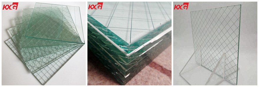 wire mesh safety glass