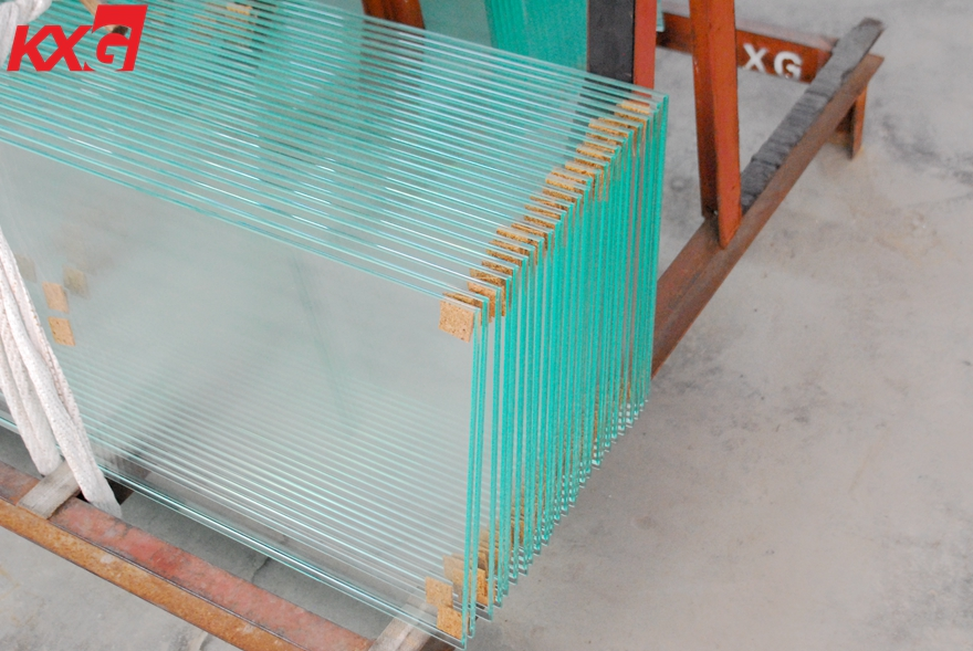 6mm low iron tempered glass
