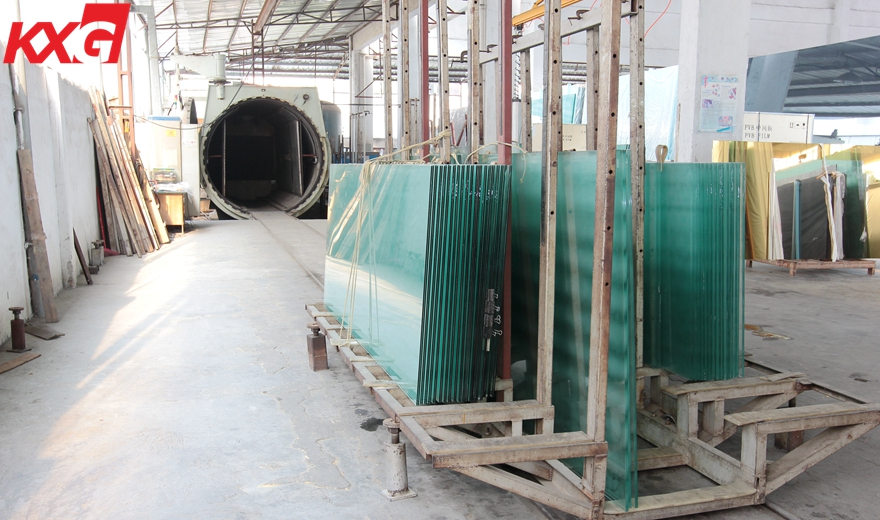 laminated glass production autoclave