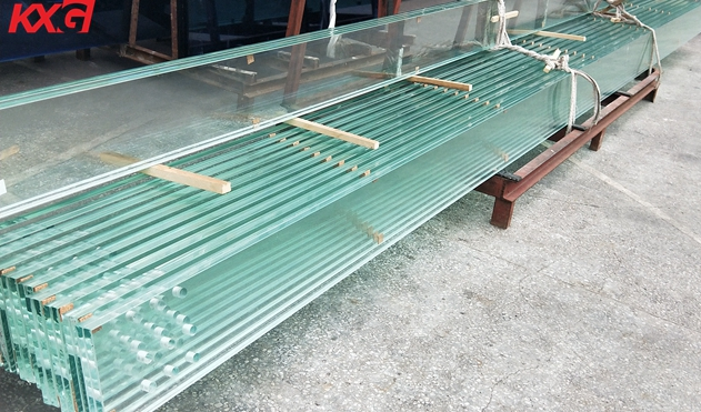 15mm ultra clear safety toughened glass