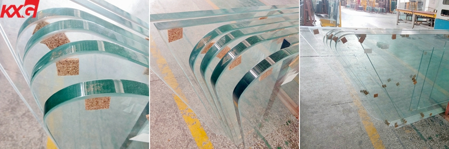 15mm safety ultra clear toughened glass