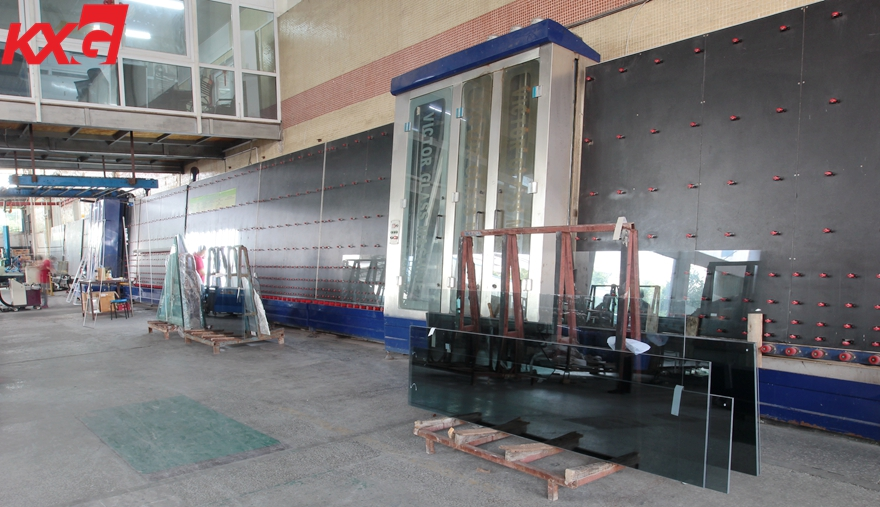 heat proof insulated glass production line