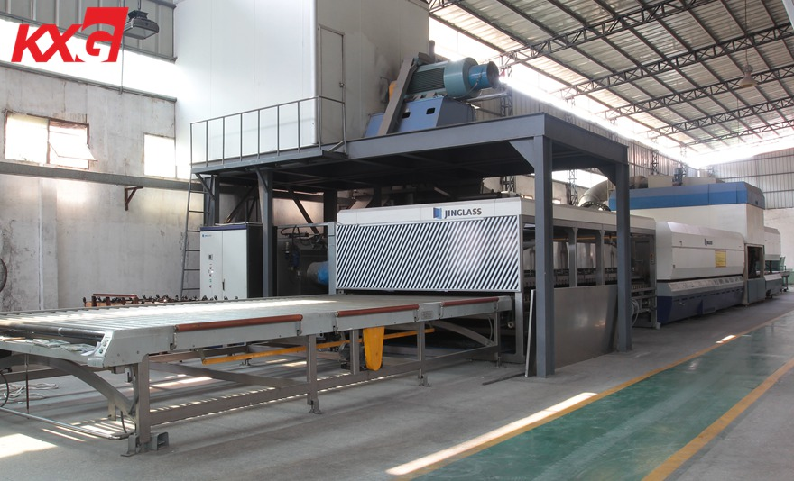 KXG- glass tempering furnace