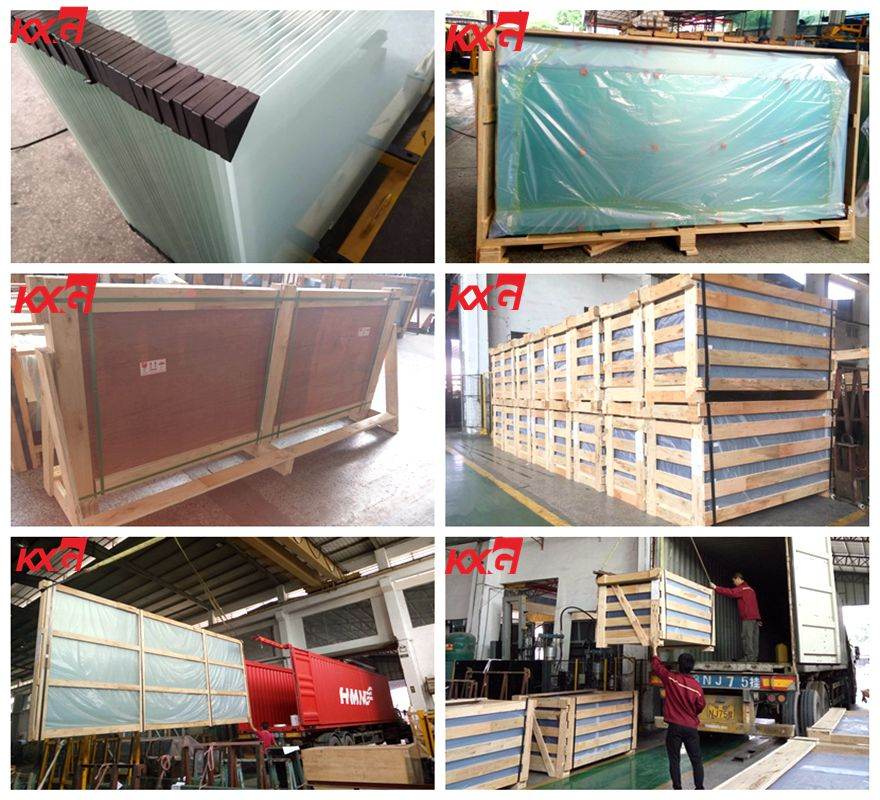 kunxing glass glass packing