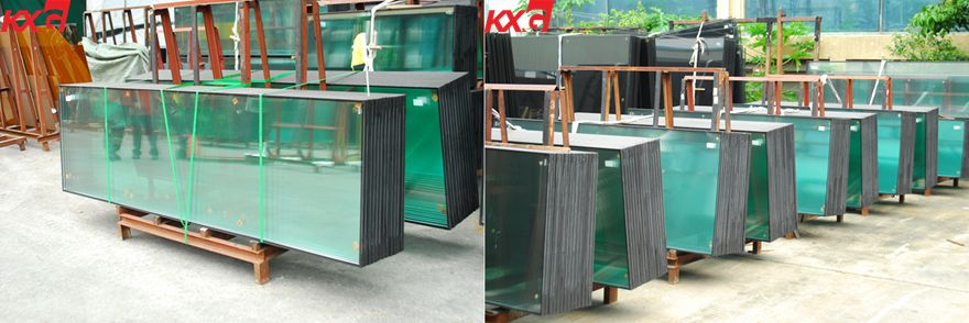 8mm-6A-8mm insulated glass