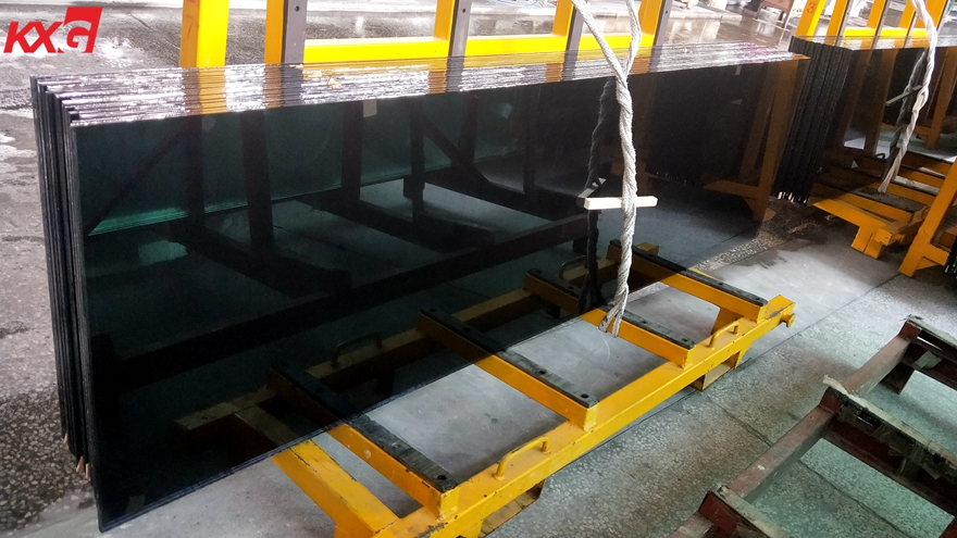Wholesale good price best quality 8mm dark grey float glass