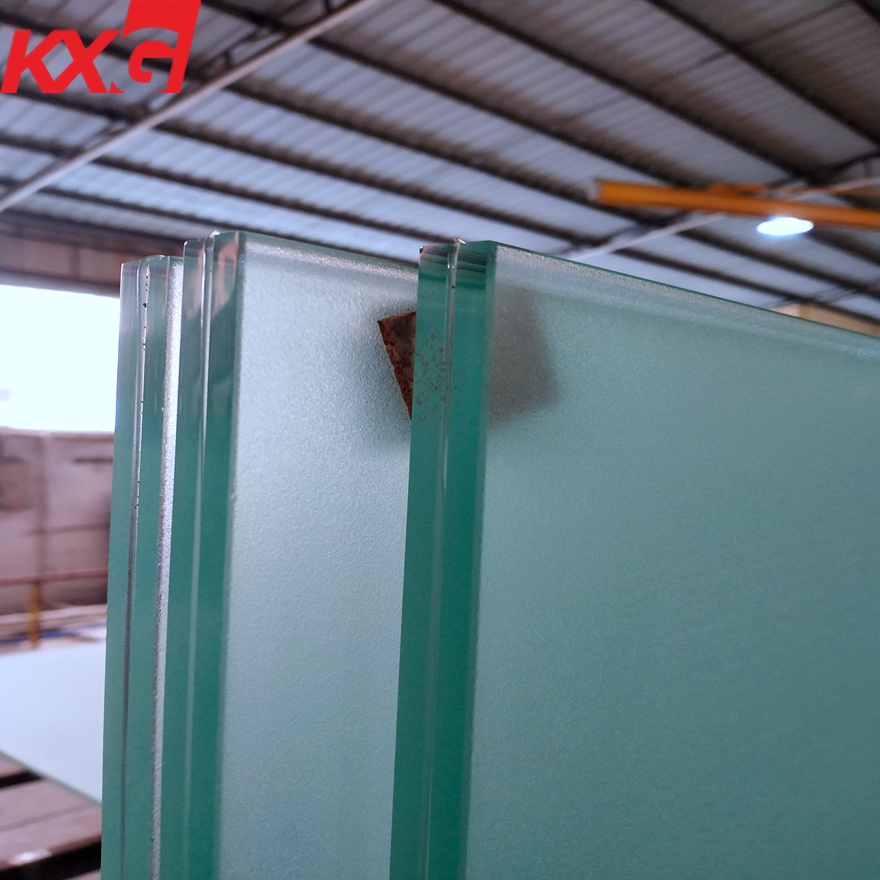 13.14mm laminated glass