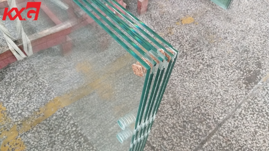 8mm low iron tempered glass