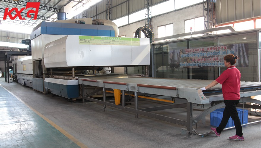 KXG-glass tempering furnace
