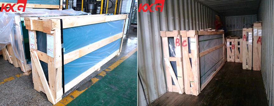 KXG Insulated Glass Packing