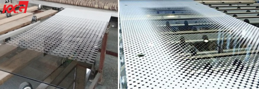 KXG-silk-screen-printing-tempered-safety-glass