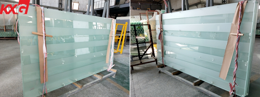China safety building glass factory