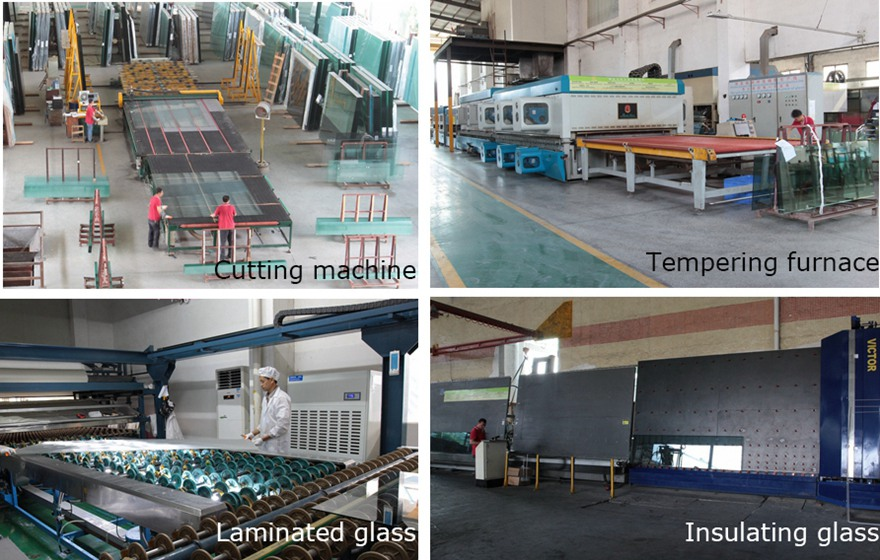 building glass suppliers