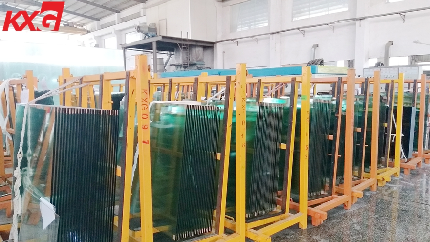factory price 6mm toughened glass