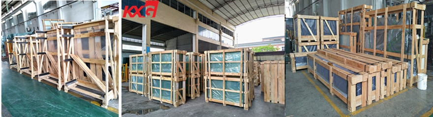 KXG building glass packaging