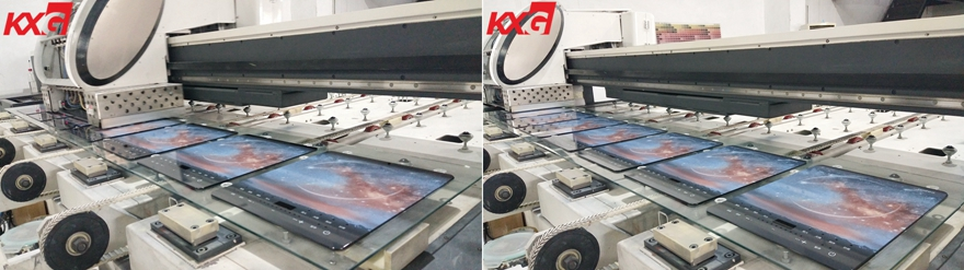 digital printing toughened glass
